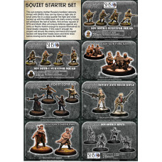 SOTR-SP05 Sotr Soviet Starter Box Set