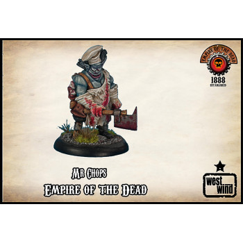 COTD-07 Mr Chop, Demon Butcher