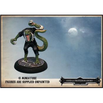 COTD-27 Professor Gecko