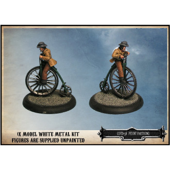 COTD-38 Penny Farthing