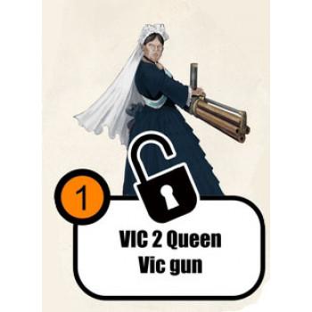 COTD-08 Queen Vic Gun