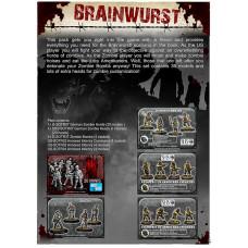 SOTR-SP02 Brainwurst Zombie Onslaught Starter Box Set