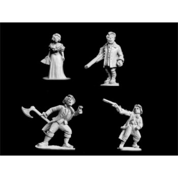 GHH0002 - Ichabod Crane & Companions